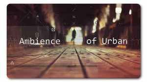 Ambience Urban | Parallax Slideshow