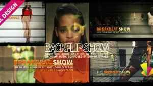 The House Backflip Show
