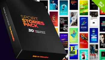 After Effects Projects | Download Instagram Stories Pack - FREE