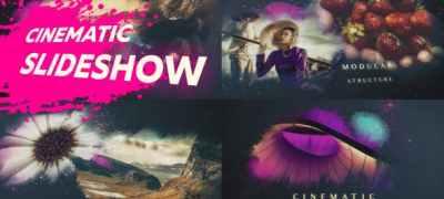 Ink Slideshow Presentation