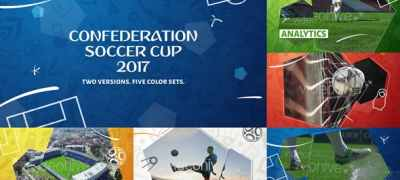 Confederation Football (Soccer) Cup Opener
