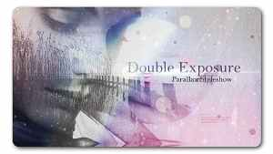 Double Exposure | Parallax Slideshow