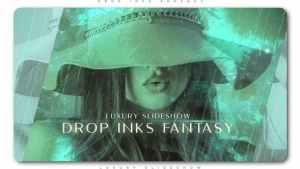 Drop Inks Fantasy Luxury Slideshow
