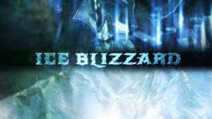 Ice Blizzard Logo