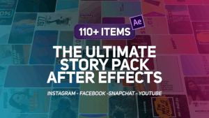 The Ultimate Story Pack - AfterEffects