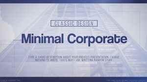 Minimal Corporate