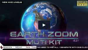 Earth Zoom Multi Kit