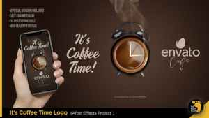 It's Coffee Time - Logo