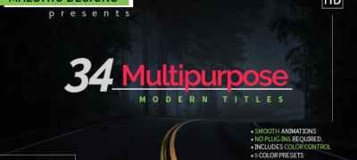Multipurpose Modern Titles