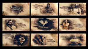 Freeze Moment Grunge Trailer