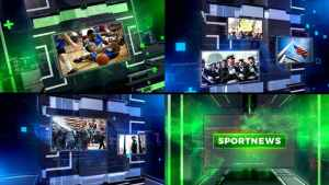 News Broadcast