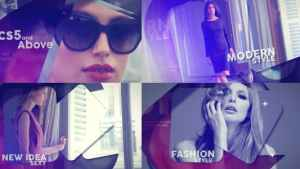 Glass Fashion Opener