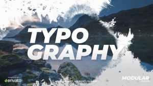 Ink Typography