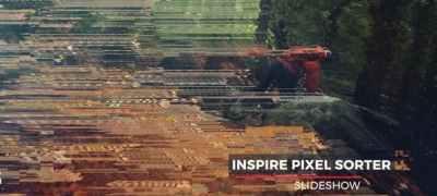 Pixel Sorter Slideshow