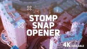 Stomp Snap Opener