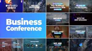 Business Conference Promo