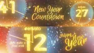 New Year Countdown 2019