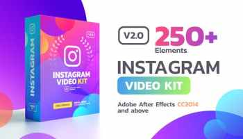 After Effects Projects | Download Instagram Stories