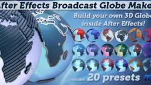 Broadcast Globe Maker