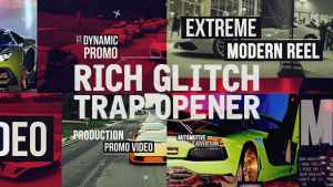 Rich Glitch Trap Opener