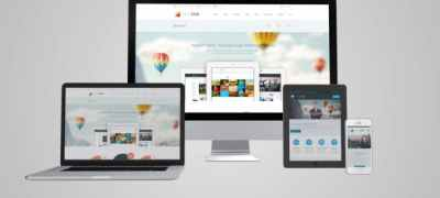 Responsive Website - Device Business Presentation