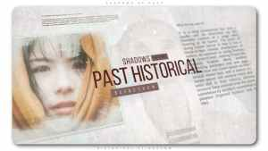 Shadows of Past Historical Slideshow