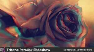 Tritone Parallax Slideshow