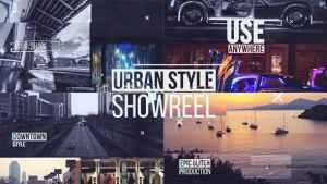 Urban Showreel