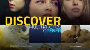Discover Multi Photos Opener