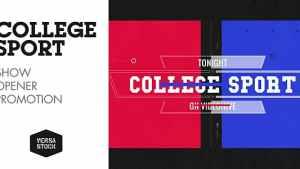 College Sport | Promo