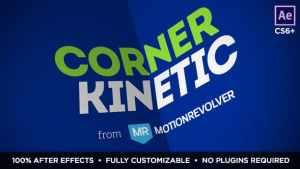 Corner Kinetic