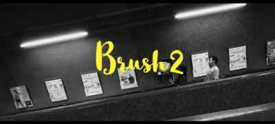 Brush 2-Animated Handwritten Typefaces