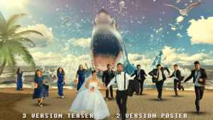 Wedding Day Fantasy Poster Teaser Maker