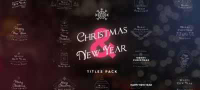 17 Christmas & New Year Titles