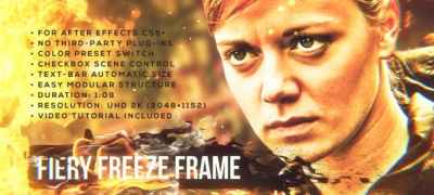 Fire Trailer