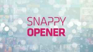 Snappy Opener