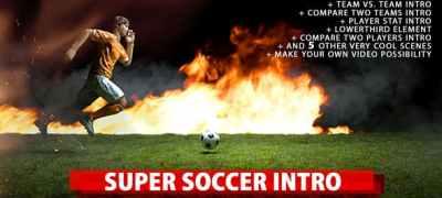 Super Soccer Intro