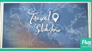 Map Travel Slideshow