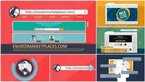 Website or Webpage Stylish Promotion