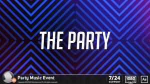 Party Music Event
