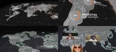 World Map Kit