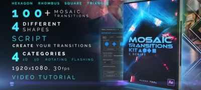 Mosaic Transitions Kit