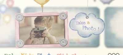 Baby Kids Photo Slideshow