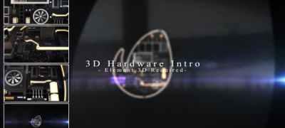 3D Hardware Intro