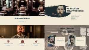 Barber Shop Presentation