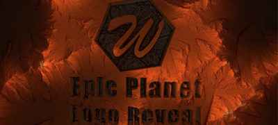 Epic Planet Logo Reveal