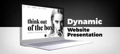 Dynamic Website Presentation