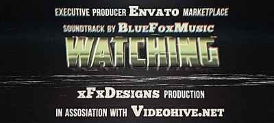 80s Retro Titles VHS Effect