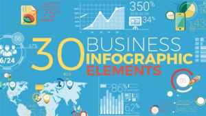 30 Business Infographic Elements