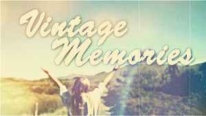 Summertime Vintage Memories